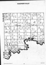 Map Image 024, Clay County 1992